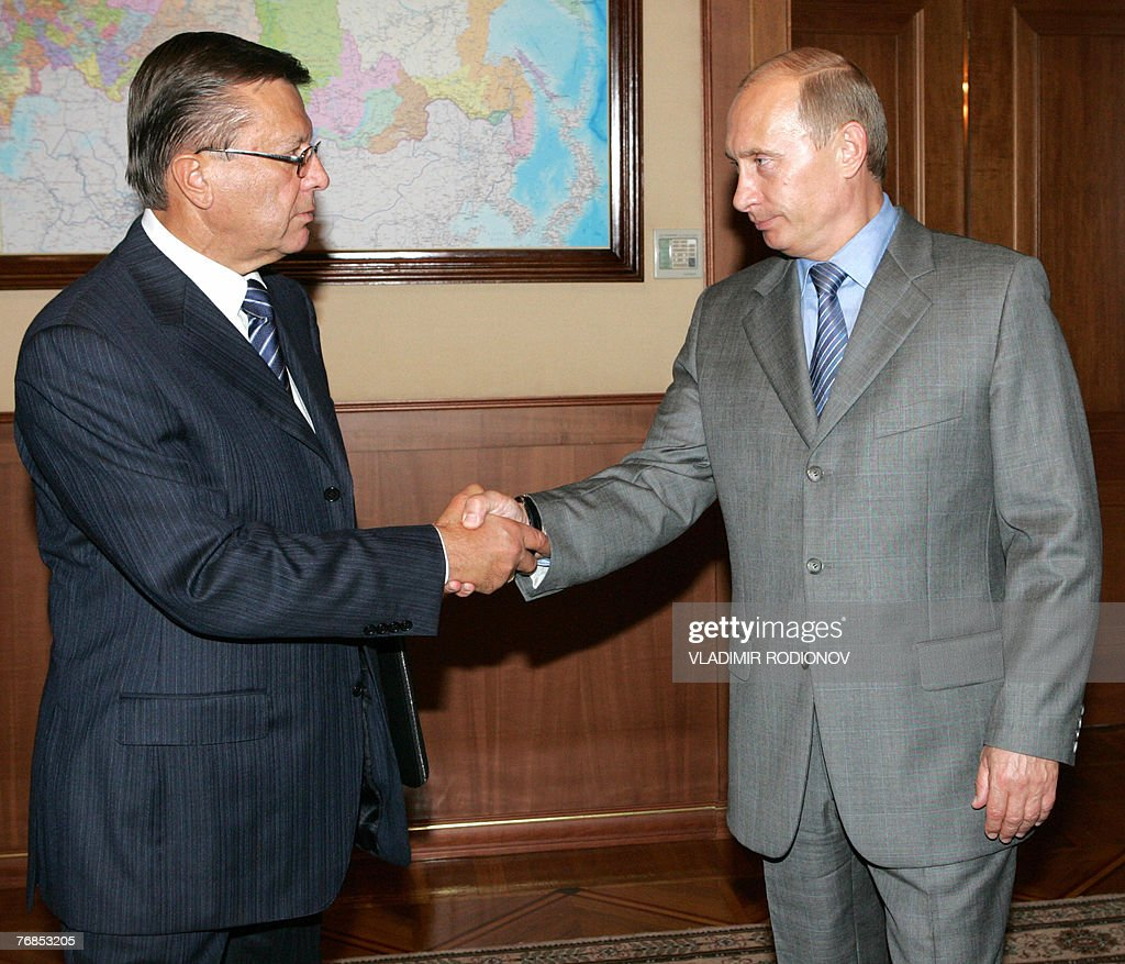 And what was the conflict with Zubkov and the Governor? 47