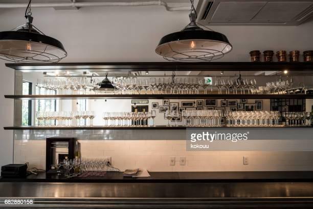 素敵なレストランの写真。