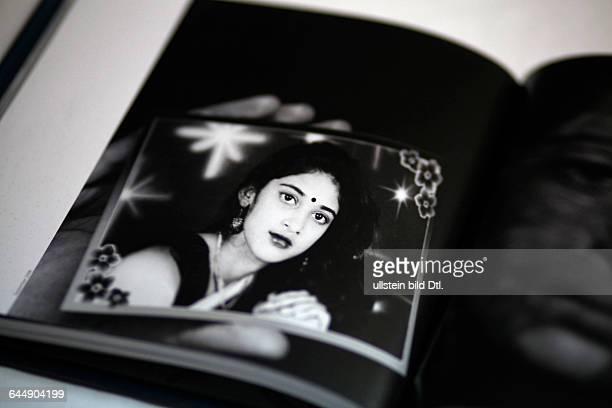 Picture of Amena Khatun Neela before the acid attack
