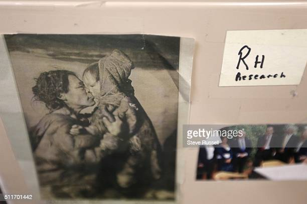 A picture of an Inuit grandmother and child decorates In 1959 a young Winnipeg doctor named Dr Alvin Zipursky published an article in the Lancet...