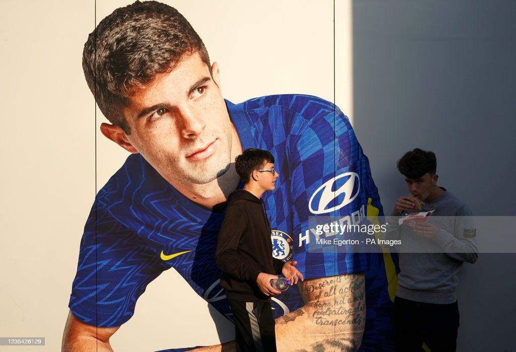 Chelsea v Aston Villa - Carabao Cup - Third Round - Stamford Bridge : News Photo