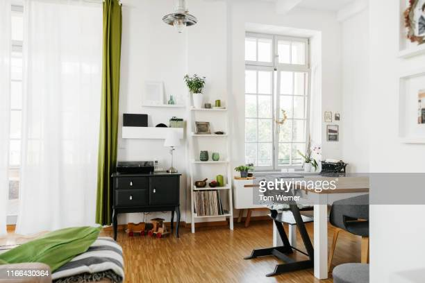 picture of family home during the day - tidy room stock pictures, royalty-free photos & images