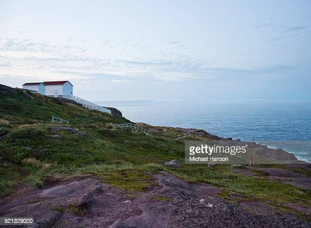 picture of farm, st. john's, newfoundland and labrador, canada - paisajes de st johns fotografías e imágenes de stock