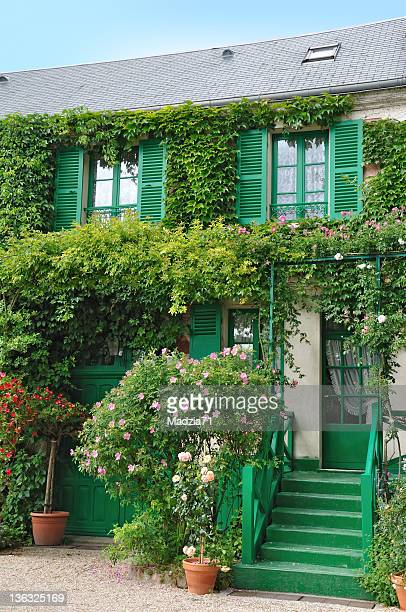 Picture of French commune named Giverny