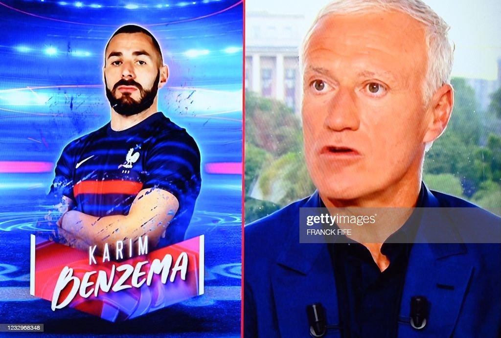 FBL-FRA-EURO-2020-2021 : News Photo