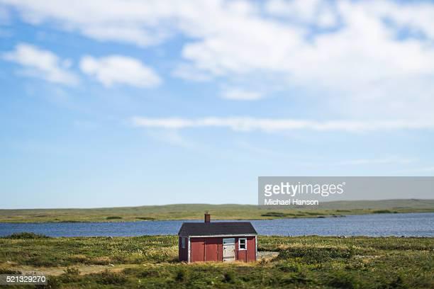 picture of landscape, st. john's, newfoundland and labrador, canada - paisajes de st johns fotografías e imágenes de stock