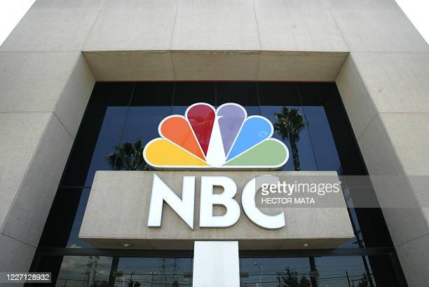 Picture of NBC offices in Burbank, California, taken 03 September 2003. Vivendi Universal SA and General Electric Co. Agreed to enter exclusive...