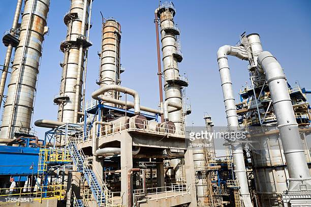Picture of Petrochemical Plant
