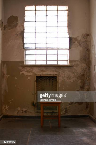 CONTENT] Picture of remand prison for people detained by the former East German Ministry of State Security