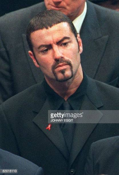 Picture of singer George Michael taken September 1997 Police in Beverly Hills have arrested a man who gave his name as George Michael for 'disorderly...