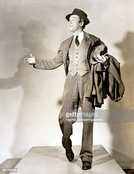 1950 A picture of the American film actor James Stewart in a still from the film Harvey'