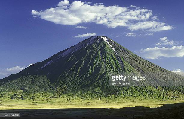 Picture of the Masai mountain Ol Doinyo Lengai