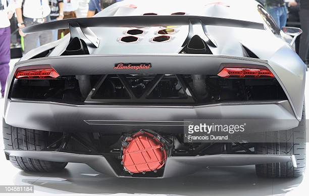 60 Top Lamborghini Sesto Elemento Pictures Photos Images Getty