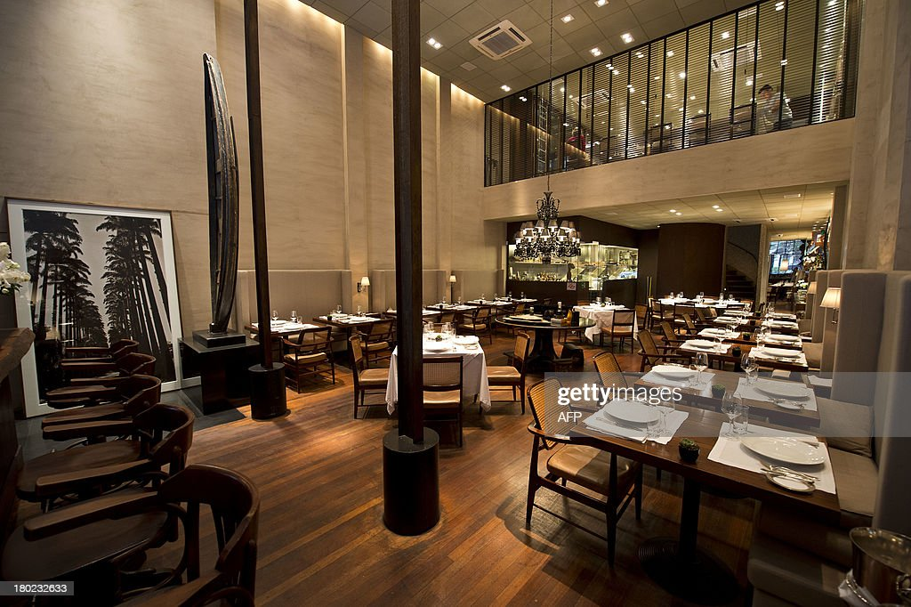 Picture Of The Restaurant D O M In Sao Paulo Brazil Taken On