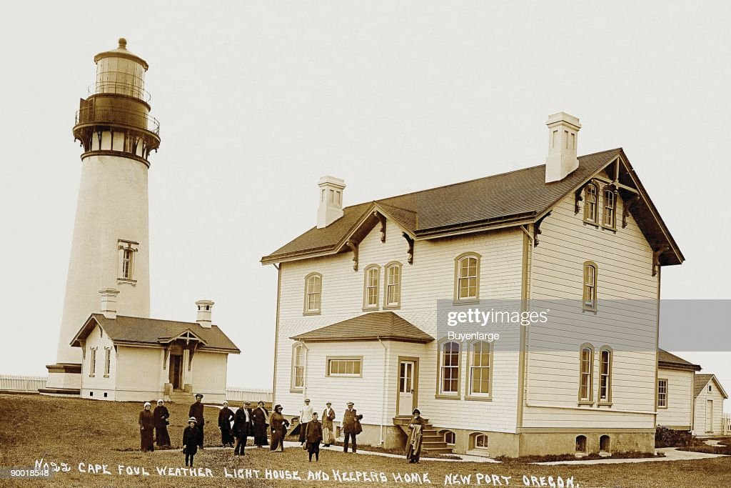 Cape Foulweather Lighthouse Pictures | Getty Images