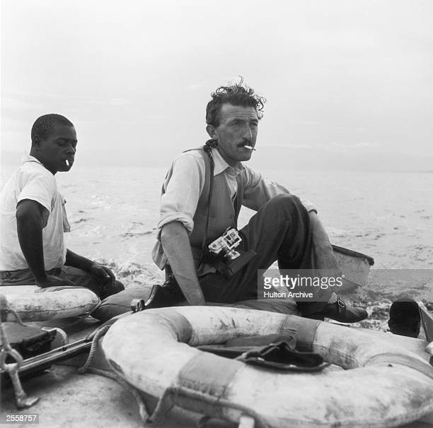 Picture Post Photographer Thurston Hopkins in Uganda 1951