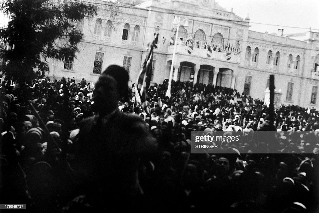 SYRIA-HISTORY-INDEPENDENCE : News Photo