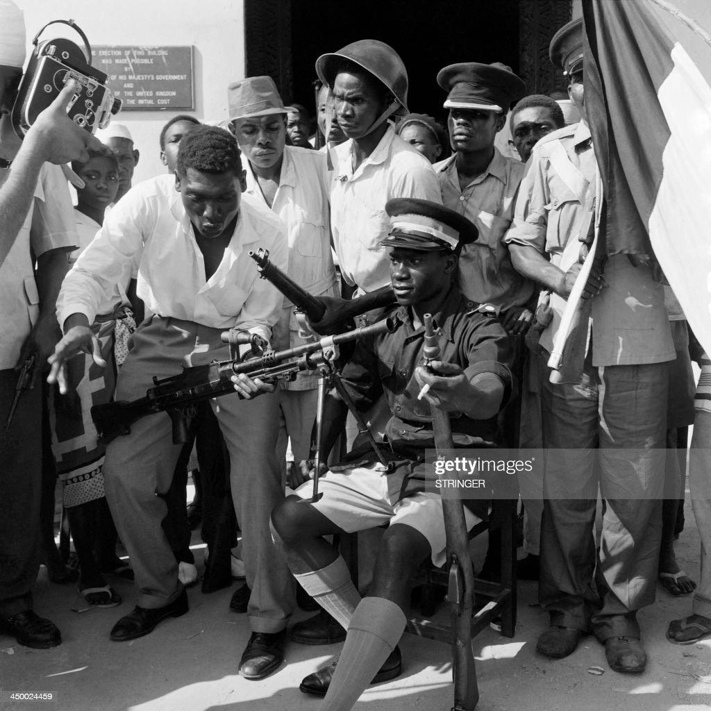 AFRICA-INDEPENDENCE-ZANZIBAR-TANZANIA : Photo d'actualité