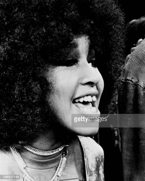 Picture released on June 1973 of Marsha Hunt US singer novelist actress and model born in 1946 in Philadelphia Marsha Hunt will sell in Sotheby's...