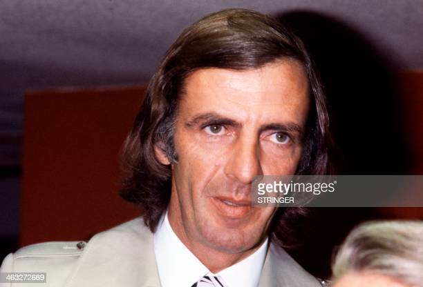 Picture released on March 1978 of Cesar Luis Menotti Argentine football coach and team manager