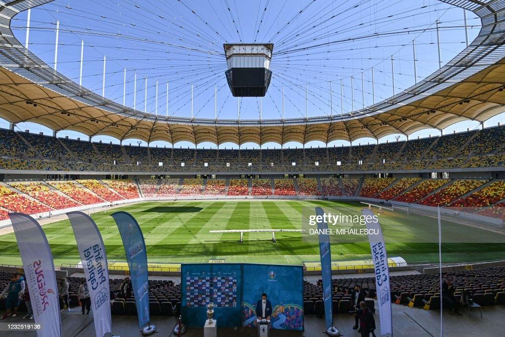 Fbl-Euro-FBL-EURO-2020-2021-ROU : News Photo
