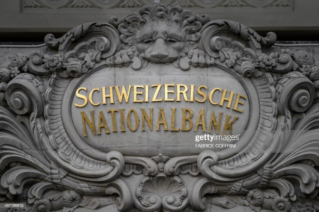 SWITZERLAND-ECONOMY-BANKING : News Photo