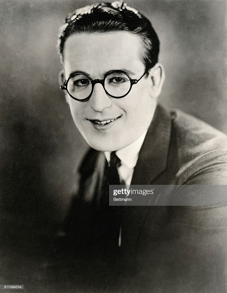 Picture shows American actor, Harold Lloyd (1894-1971). Undated photo circa 1910s.