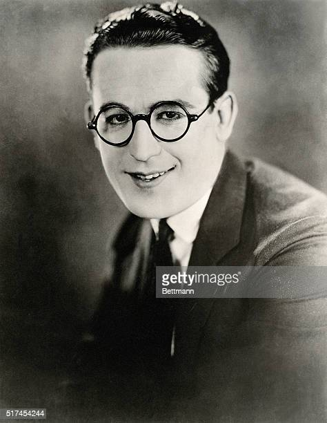 Picture shows American actor Harold Lloyd Undated photo circa 1910s ***** NON