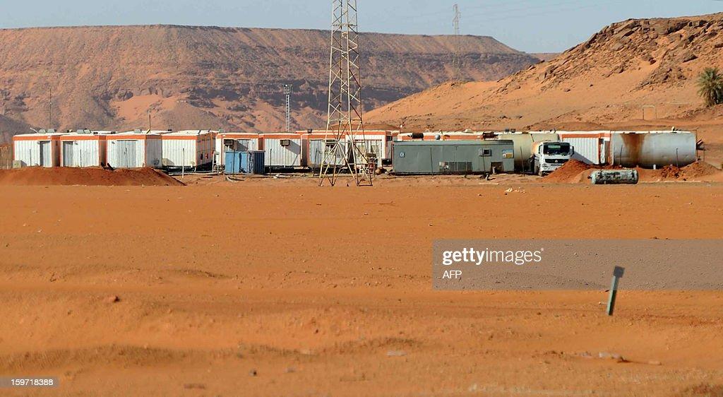 ALGERIA-MALI-CONFLICT-KIDNAP : News Photo