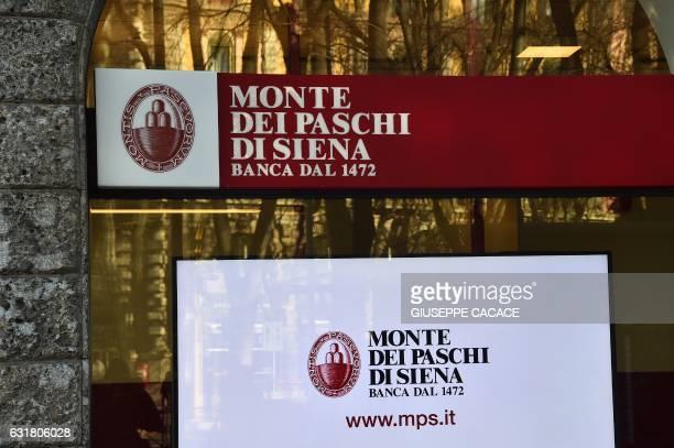 60 Foto E Immagini Di Banca Monte Dei Paschi Di Siena Di Tendenza