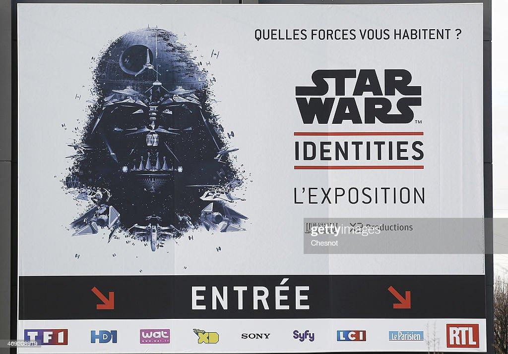 'Star Wars' : Exhibition Press Preview At La Cite Du Cinema : News Photo