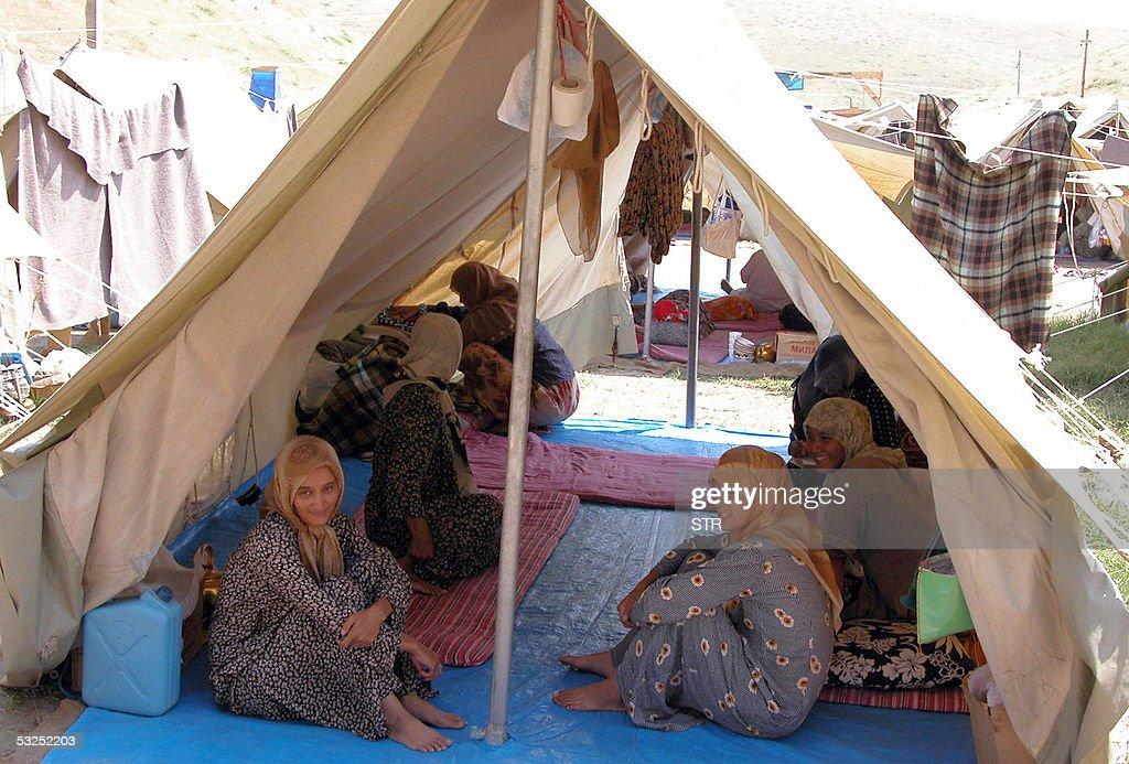 Picture taken 12 July 2005 shows Uzbek r : News Photo