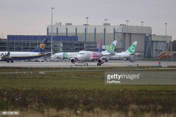 Picture taken at Eindhoven Airport the 2nd largest airport in the Netherlands It is a joined public and military airport The airport is owned by...