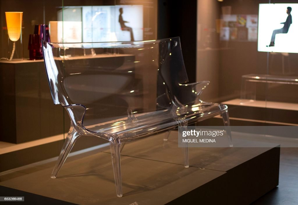 A Picture Taken At The Museum Of Italian Contemporary Furniture Brand  Kartell, Shows A 2014