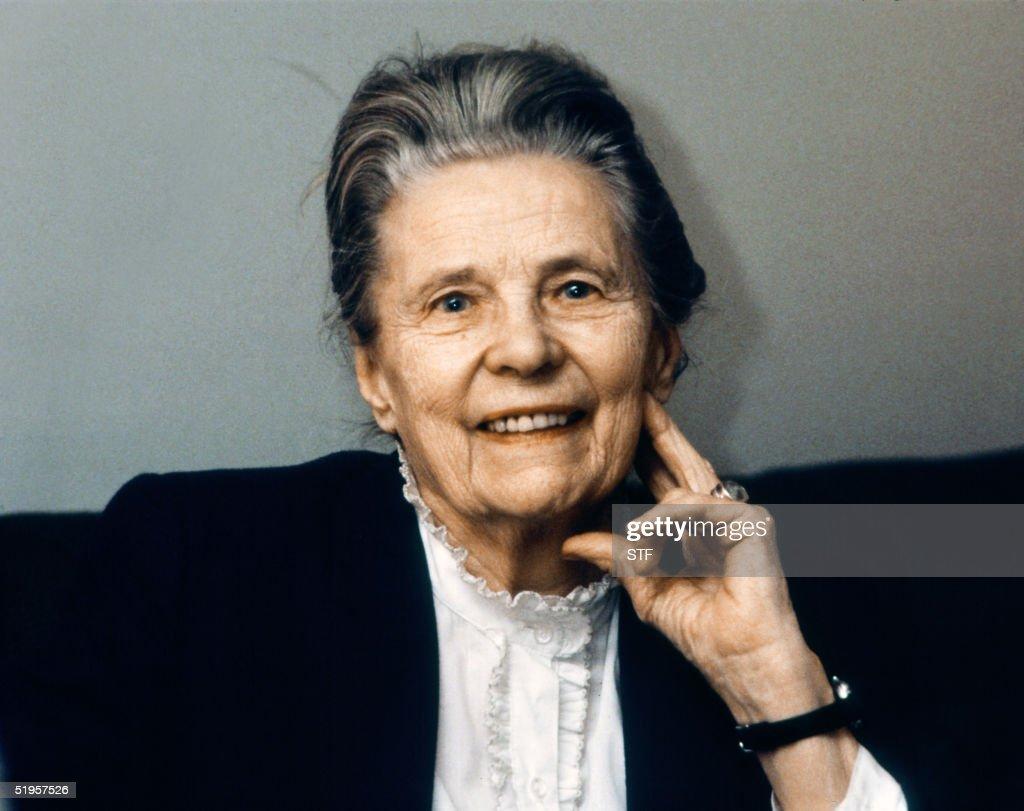 Picture Taken In 1981 Of Sweden S Alva Myrdal Un Delegate For News Photo Getty Images