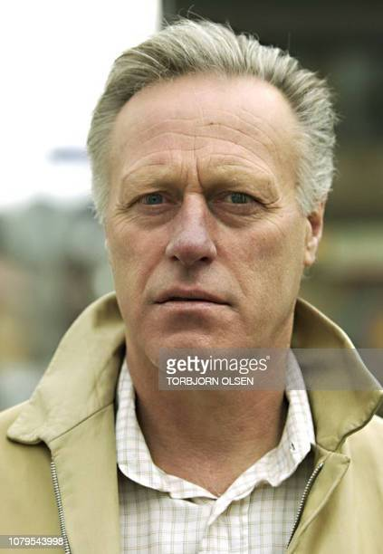 Picture taken in 2011 shows Norwegian multimillionaire Tom Hagen in Lillehammer Police say a ransom demand has been received for AnneElisabeth...