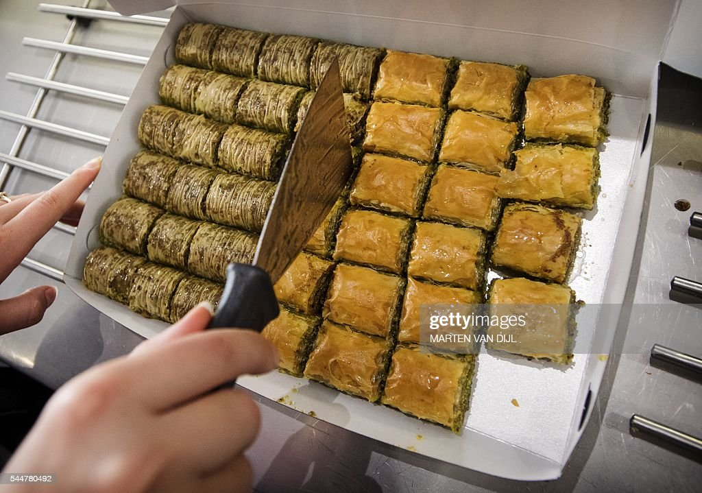 Download Turkey Eid Al-Fitr Food - picture-taken-in-rotterdam-on-july-4-shows-turkish-sweets-at-the-in-picture-id544780492  Pictures_8497 .com/photos/picture-taken-in-rotterdam-on-july-4-shows-turkish-sweets-at-the-in-picture-id544780492