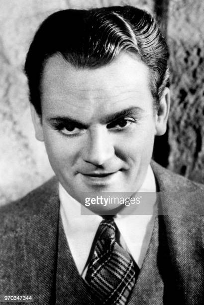 Picture taken in the 30s of American actor James Cagney