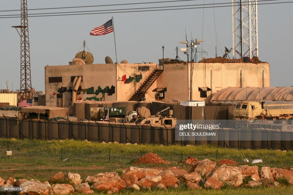 SYRIA-US-TURKEY-CONFLICT-MANBIJ : News Photo