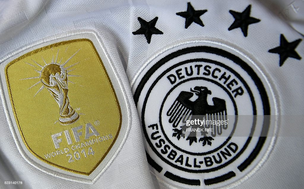 FBL-FRA-EURO-2016-LOGO-GER : News Photo