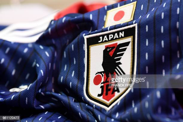 the latest 17805 fe77d 60 Top Japan Jersey Pictures, Photos, & Images - Getty Images