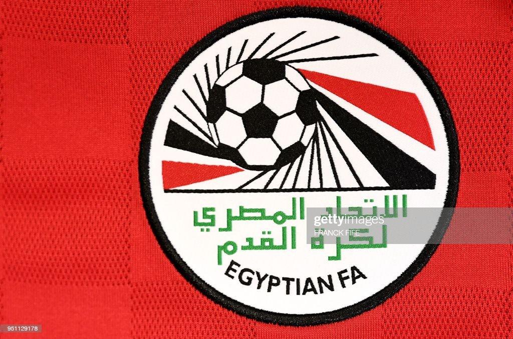 FBL-WC-2018-EGYPT-JERSEY : Nachrichtenfoto