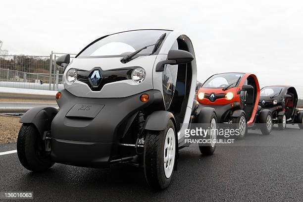 Renault Ze Pictures And Photos