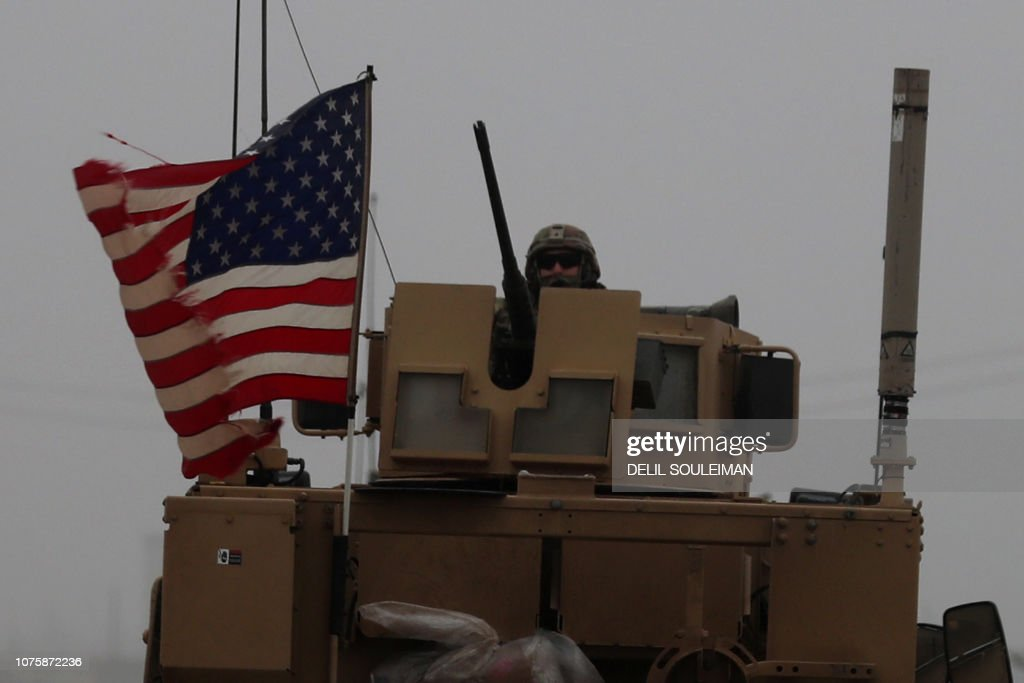 SYRIA-CONFLICT-US-KURDS : News Photo