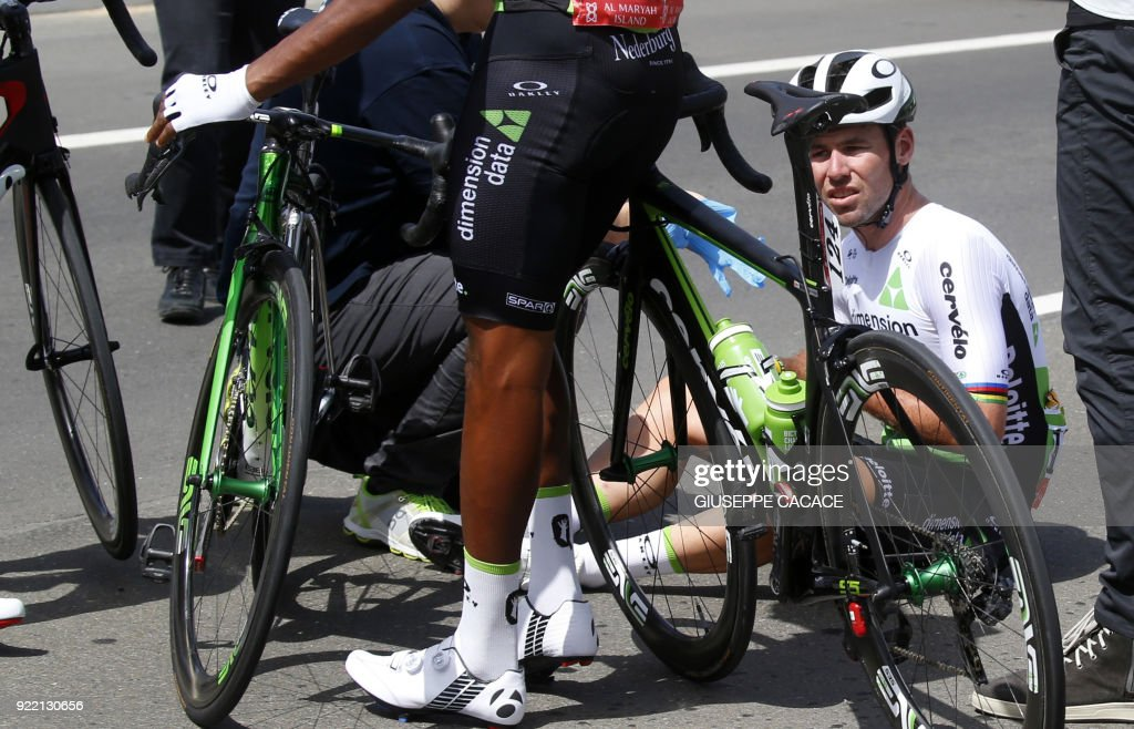 CYCLING-UAE-CAVENDISH : News Photo