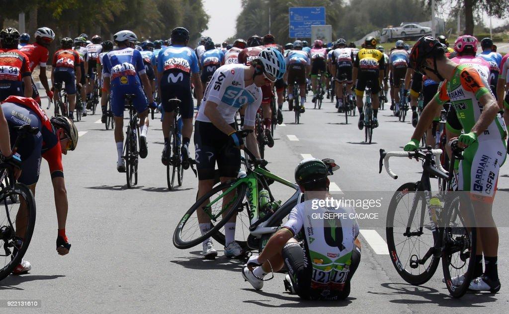 CYCLING-UAE-CAVENDISH : News Photo