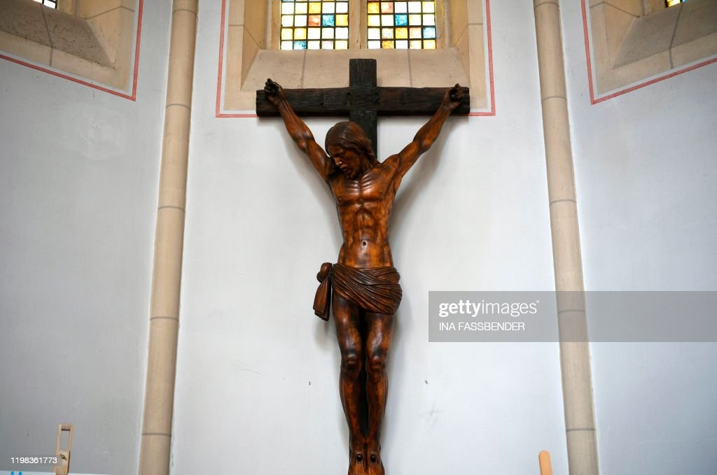 GERMANY-RELIGION-CHURCH : News Photo