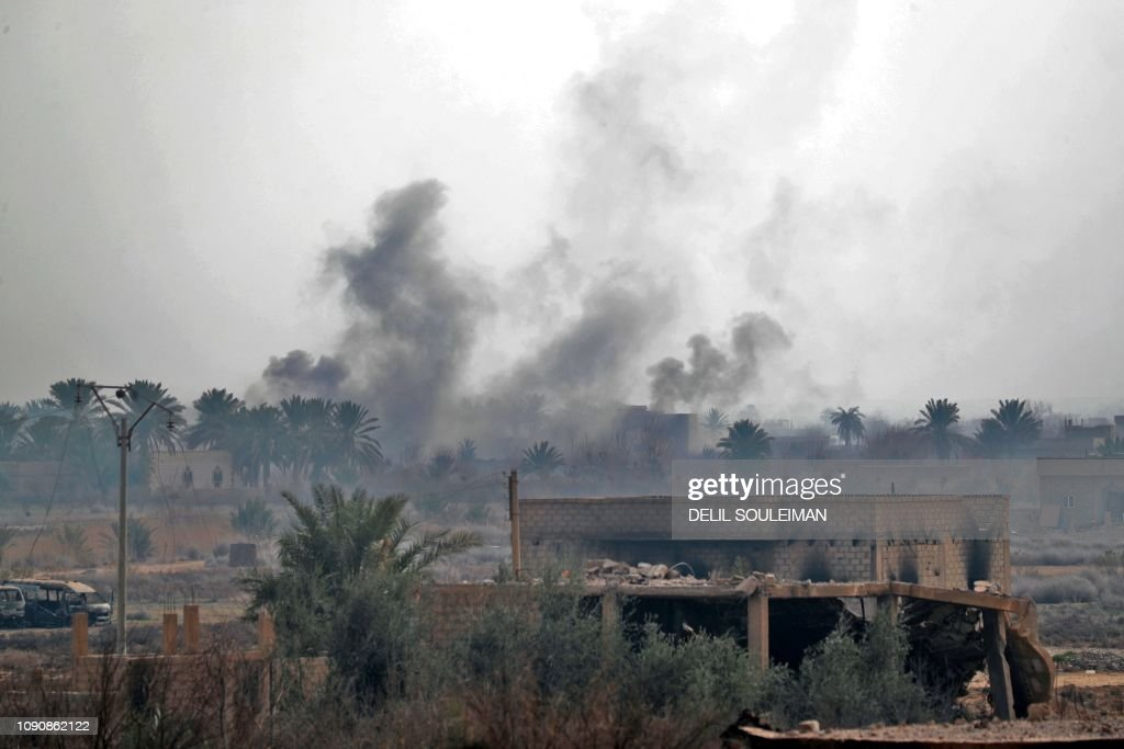 SYRIA-CONFLICT-ARAB : News Photo