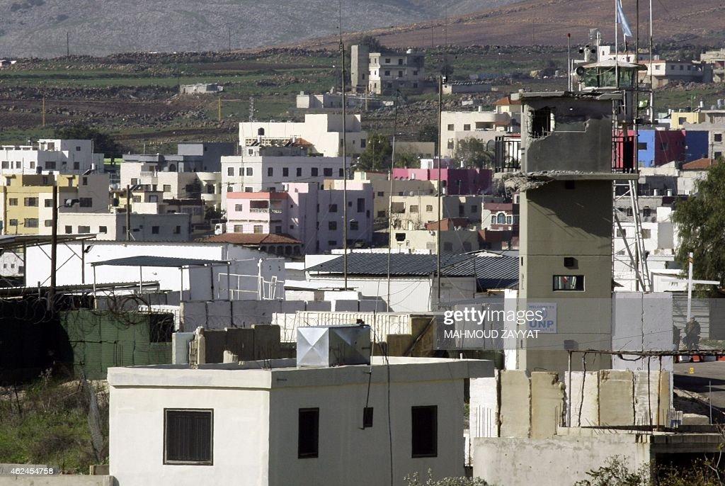 LEBANON-ISRAEL-CONFLICT-UN : News Photo