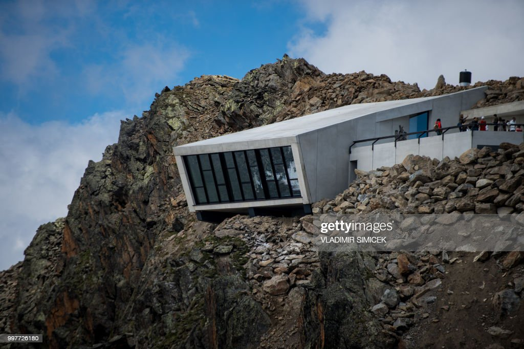 Inside A Stunning Bond Museum Set On A Mountain Peak
